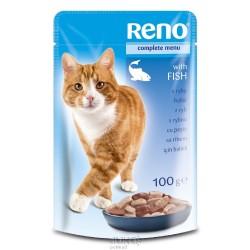 RENO Cat rybí, kapsa 100 g