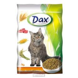 DAX granule CAT DRŮBEŽ+ZELENINA 1kg-9031
