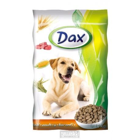 Dax Dog granule drůbeží 10 kg