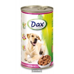 Dax Dog kousky telecí 1240 g