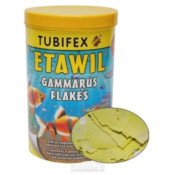 Tubifex Etawil (sušený gamarus a kreveta) 125 ml