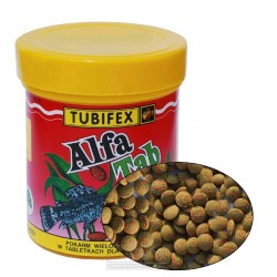 Tubifex Alfa Tab (ryby na dně) 125 ml