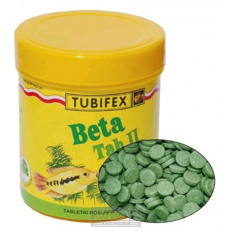 Tubifex Beta Tab II 125 ml