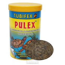 Tubifex Gamarus Pulex (vodní želva, ryba) 500 ml
