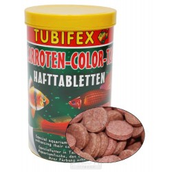 Tubifex Karoten Color Tab (lepící) 125 ml