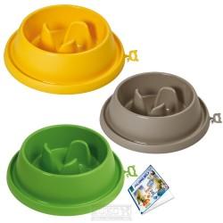 Miska proti hltání plast Adagio velká