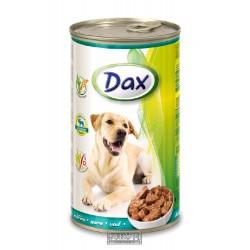 Dax Dog kousky zvěřinová 1240 g