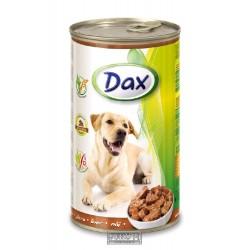 DAX kousky DOG 1240g JÁTRA-10270