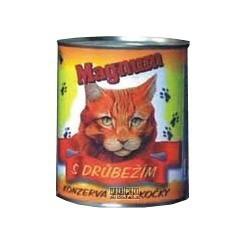 Magnum chunks kočka drůbeží 855g-1030