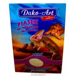 Minerální písek terárium Dako 1,5 kg