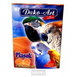 Minerální písek s pomerančem pták Dako 250 g