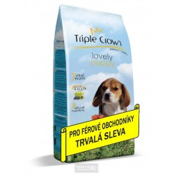 TRIPLE CROWN LOVELY PUPPY DOG 3kg-10374-Z