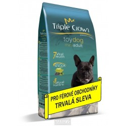 TRIPLE CROWN TOY DOG MINI ADULT 2kg-10384-Z