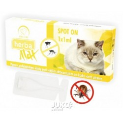 Max Herba-SPOT ON CAT 1x1ml- Fine cat-10685