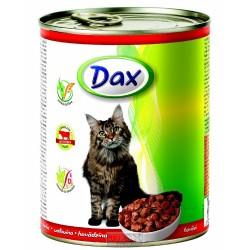DAX kousky CAT 830g HOVĚZÍ-10712