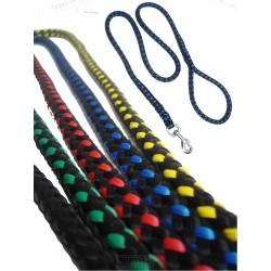 Vodítko lano pletené různé dekory 12