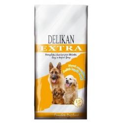 DELIKAN Dog Extra 15 kg