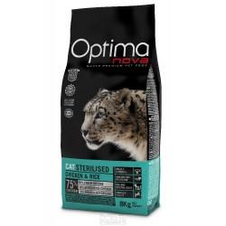 OPTIMAnova Cat Sterilised 8 kg