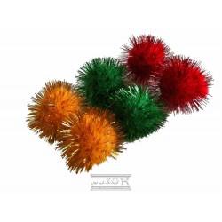 Míček ježek měkký 4cm-240044