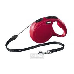 FLEXI NEW CLASSIC cord 3-XS-8kg-červená-5173C