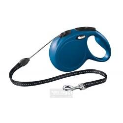 Flexi New Classic Cord S 5m modrá