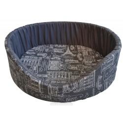 Pelíšek Lux molitan č.9 86x70x27 cm