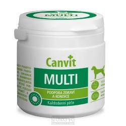 Canvit Multi pro psy--ochucený 100g-11429