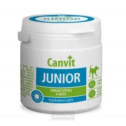 Canvit Junior pro psy--ochucený 100g-11431