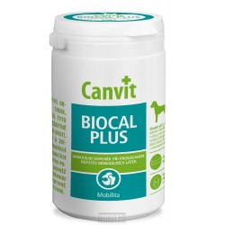 Canvit BIOCAL Plus ochucený 1 kg