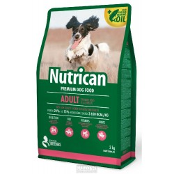 NUTRICAN dog ADULT  3kg-11534