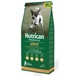 NUTRICAN dog JUNIOR 15kg-11540-OBJ