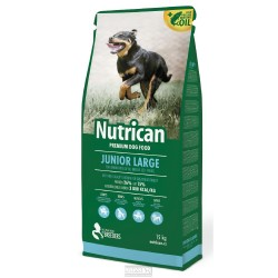 NUTRICAN dog JUNIOR LARGE 15kg-11541