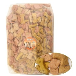 SNACK FOOD mix SMARTY-2,5KG-11553