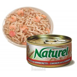 Naturel cat Chicken with Shrimps 70g-010017