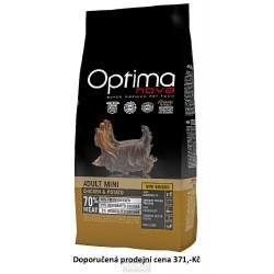 OPTIMAnova Dog Adult Mini Chicken & Potato GF 2 kg
