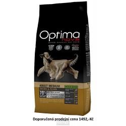 OPTIMAnova Dog Adult Medium Chicken & Potato GF 12 kg