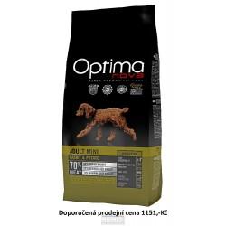 OPTIMAnova Dog Adult Mini Digestive Rabbit & Potato GF 8 kg