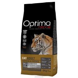 OPTIMAnova CAT CHICKEN GRAIN FREE 400g-11722