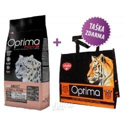 OPTIMAnova Cat Salmon & Potato GF 2 kg