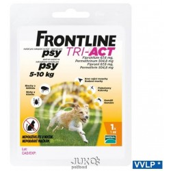 a.Frontline Tri-Act Spot-on DOG-S-5-10kg-11812-OBJ