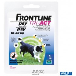 a.Frontline Tri-Act Spot-on DOG-M-10-20kg-11814