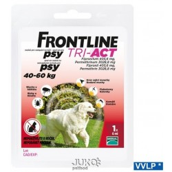 a.Frontline Tri-Act Spot-on DOG-XL-40-60kg-11816-OBJ
