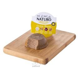 Naturo Cat Chicken Mousse GF, vanička 85 g
