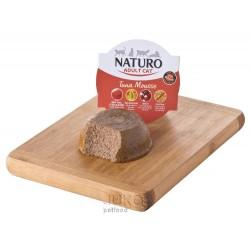Naturo Cat Tuna Mousse GF, vanička 85 g