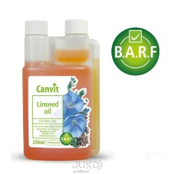 Canvit BARF Line Linseed Oil-lněný 500ml-11950-OBJ