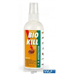 Antiparazitní sprej BIO KILL 100 ml