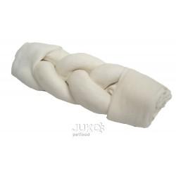 Buvolí copánek bílý 20 cm (6 ks)