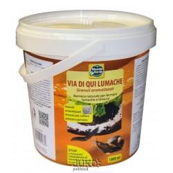Ochrana proti slimákům a hlemýžďům 1 l