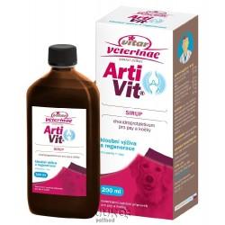 Vitar veterinae Artivit sirup 200 ml