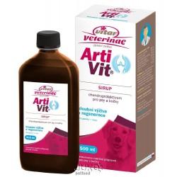 Vitar veterinae Artivit Sirup 500ml- AKCE 3+1-13796